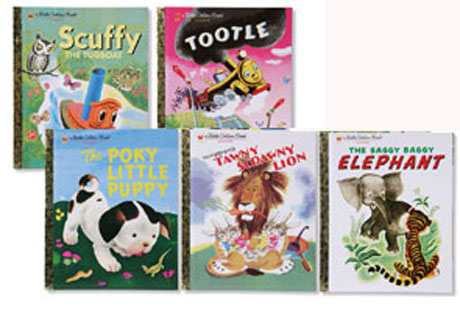 Little Golden Books 65th Anniversary Boxed Set