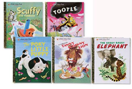 Little Golden Books 65th Anniversary Boxed Set