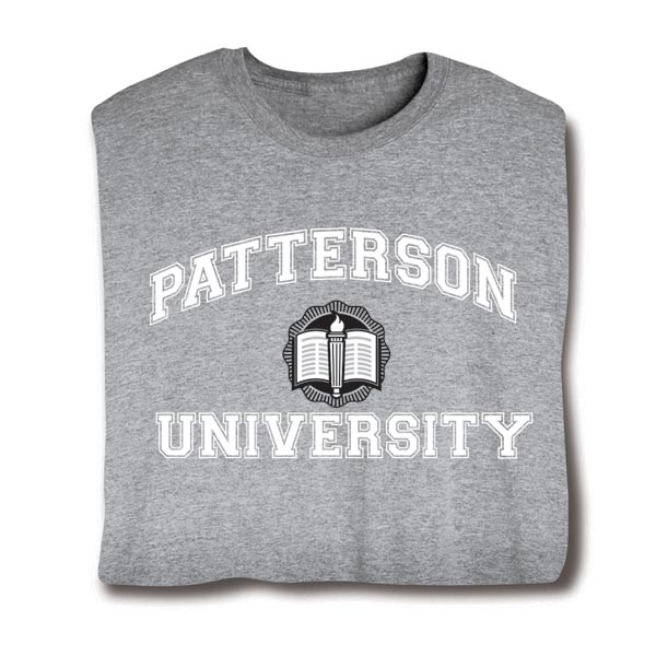 Personalized your name university shirt white at for University t shirts with your name