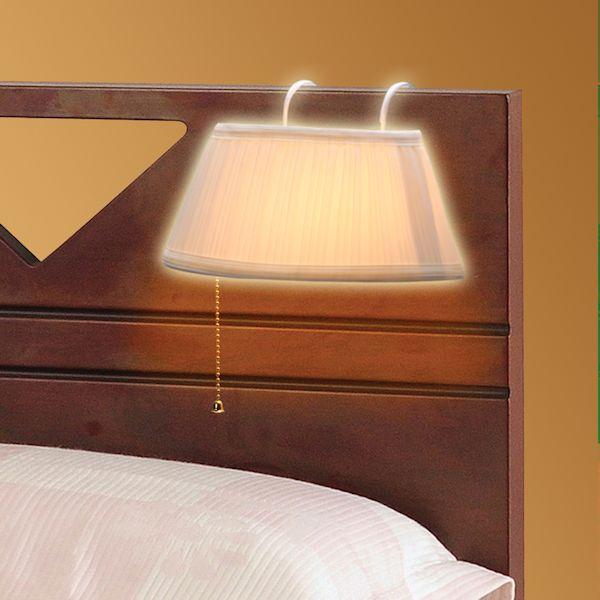 Hanging Headboard Bed Lamp At Wireless Catalog Ta0952