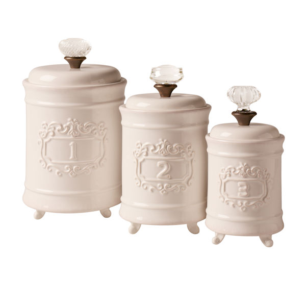 kitchen canisters white mud pie kitchen canisters white ceramic lidded jars 12973