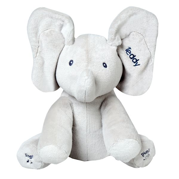 Gund Personalized Baby Flappy The Elephant Peek A Boo