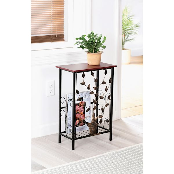Etna Entryway Console Table With