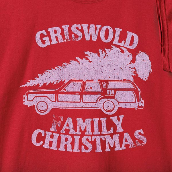 Griswold Family Christmas Vacation Shirts - T-Shirt at Wireless ...