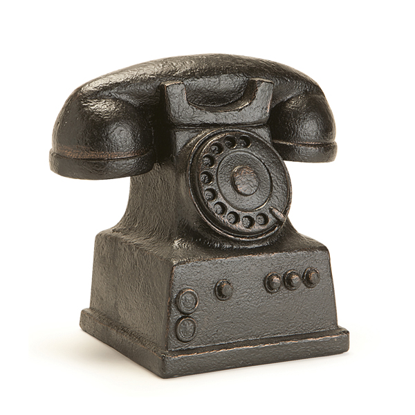 vintage telephone decor rotary dial at wireless catalog vq1652. Black Bedroom Furniture Sets. Home Design Ideas