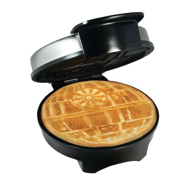 Star Wars™ Death Star Waffle Maker at Wireless Catalog | VR8079