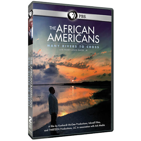 The African Americans: Many Rivers to Cross DVD