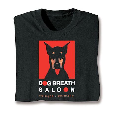 Dog Breath Saloon - Cologne, Germany T-Shirts