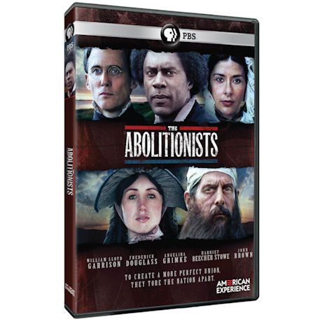 American Experience: The Abolitionists DVD