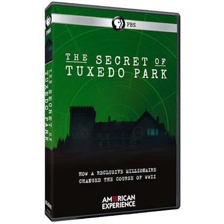 American Experience: The Secret of Tuxedo Park DVD