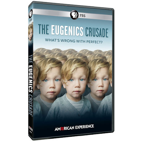 American Experience: The Eugenics Crusade DVD
