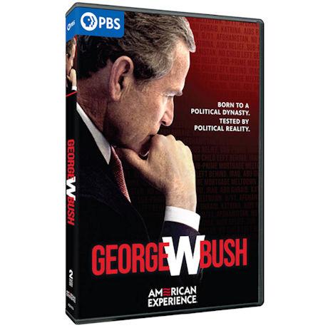 American Experience: George W. Bush DVD