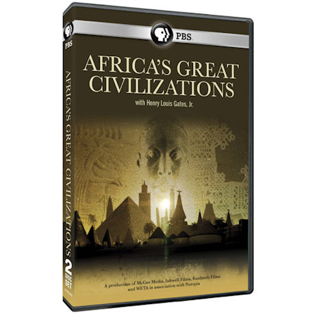 Africa's Great Civilizations  DVD & Blu-ray