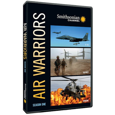 Smithsonian: Air Warriors Season 1 DVD