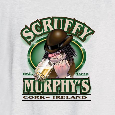 Scruffy Murphy's - Cork, Ireland T-Shirts