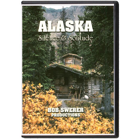 Alaska: Silence & Solitude DVD