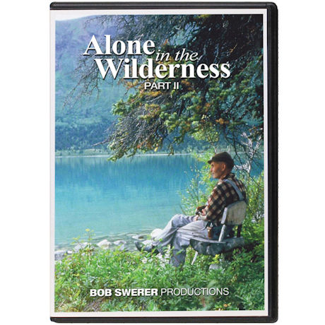 Alone in the Wilderness Part II DVD