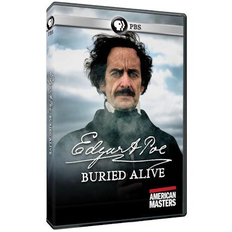 American Masters: Edgar Allan Poe: Buried Alive DVD