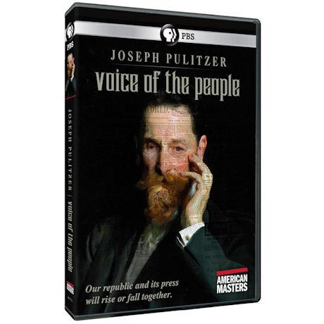 American Masters: Joseph Pulitzer DVD