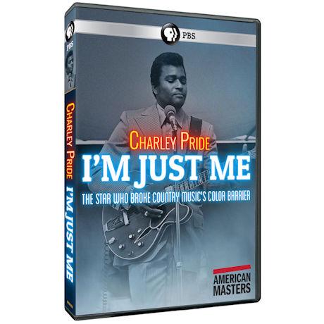 American Masters: Charley Pride: I'm Just Me DVD