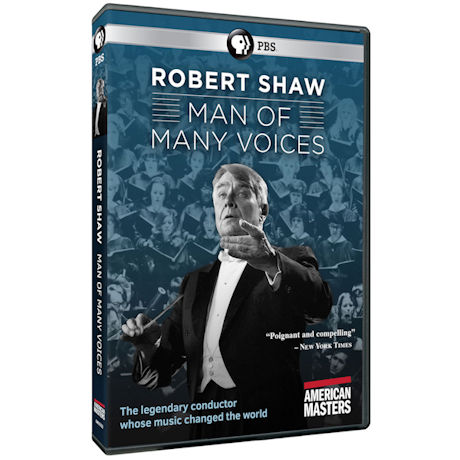 American Masters: Robert Shaw: Man of Many Voices DVD