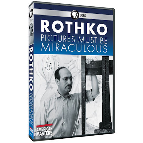 American Masters: Rothko - Pictures Must Be Miraculous DVD