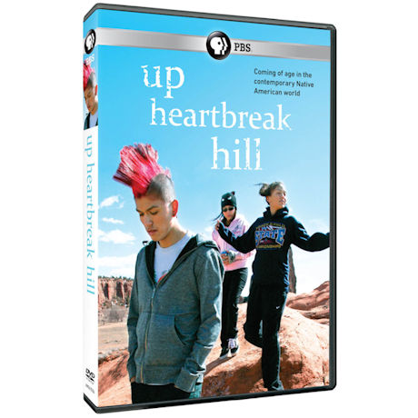 POV: Up Heartbreak Hill - Coming of Age in the Contemporary Native American World DVD