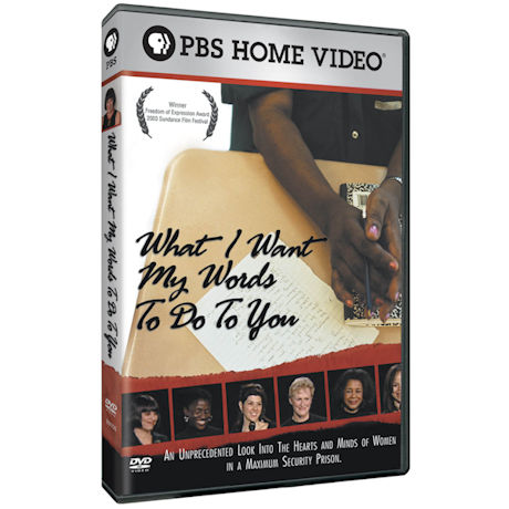 POV: What I Want My Words to Do to You DVD