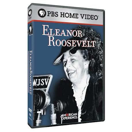 American Experience: Eleanor Roosevelt DVD