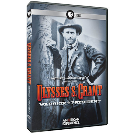 American Experience: Ulysses S. Grant DVD