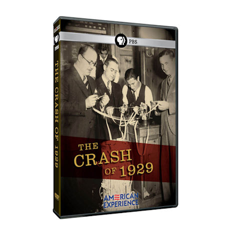American Experience: The Crash of 1929 DVD