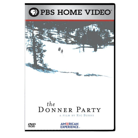 American Experience: The Donner Party: A Film by Ric Burns DVD