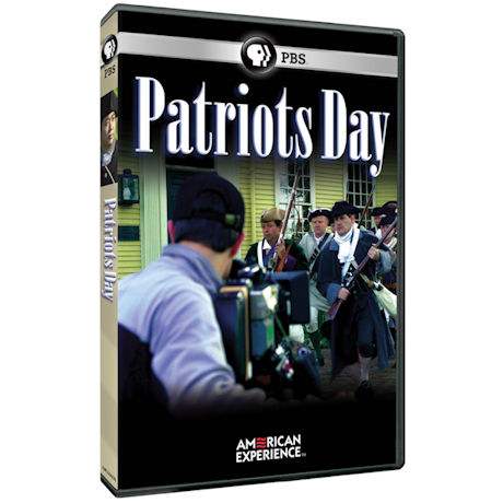 American Experience: Patriots Day DVD