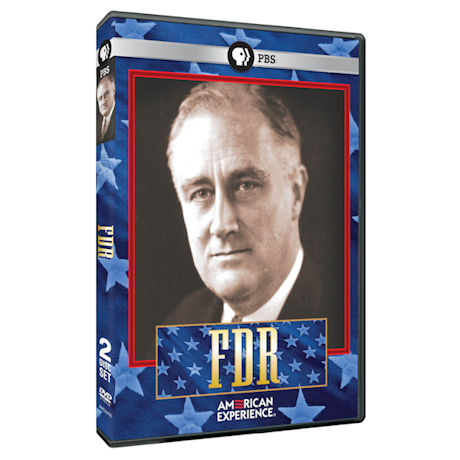 American Experience: FDR DVD