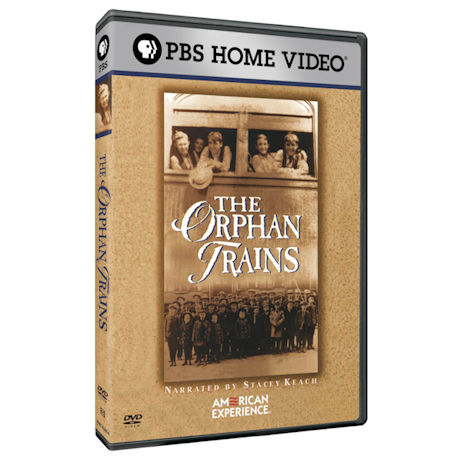 American Experience: The Orphan Trains DVD