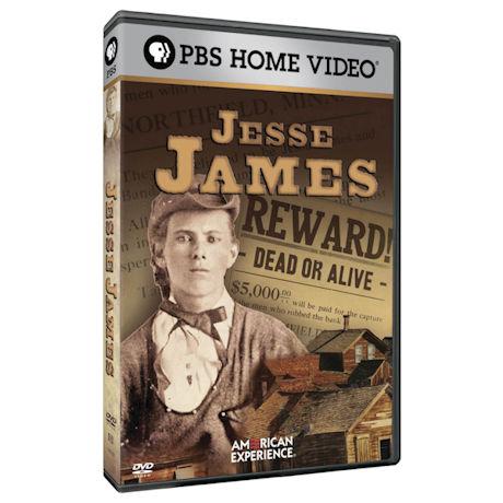 American Experience: Jesse James DVD