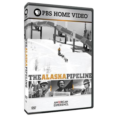 American Experience: The Alaska Pipeline DVD