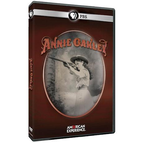 American Experience: Annie Oakley DVD