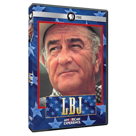 American Experience: LBJ DVD
