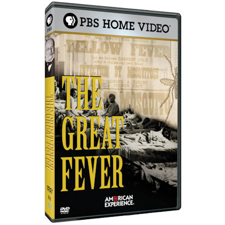 American Experience: The Great Fever DVD