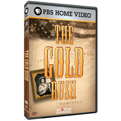 American Experience: The Gold Rush DVD