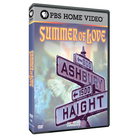 American Experience: Summer of Love DVD