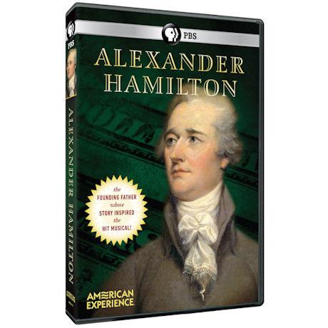 American Experience: Alexander Hamilton DVD