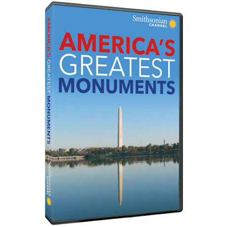 Smithsonian: America's Greatest Monuments DVD