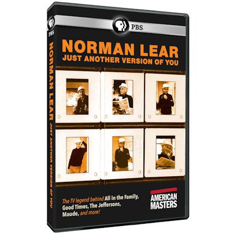 American Masters: Norman Lear  DVD & Blu-ray