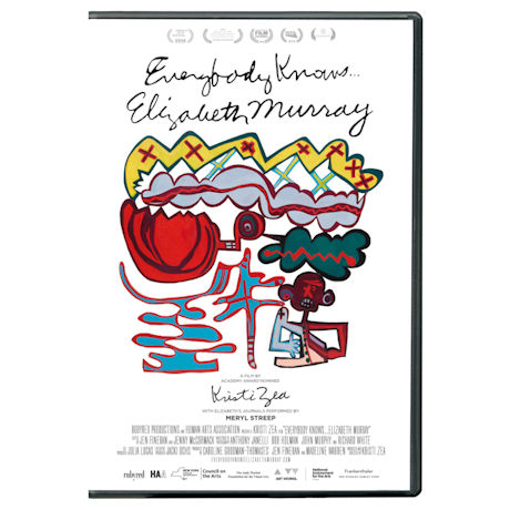 American Masters: Everybody Knows…Elizabeth Murray DVD