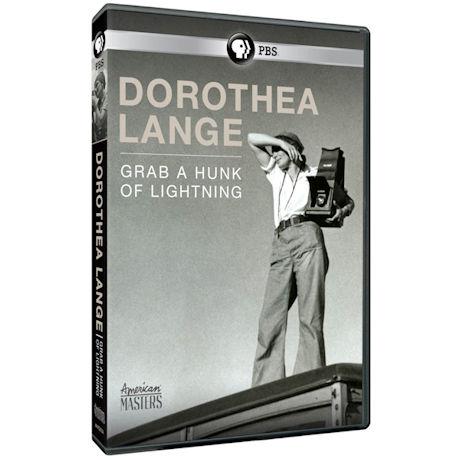American Masters: Dorothea Lange: Grab A Hunk of Lightning DVD