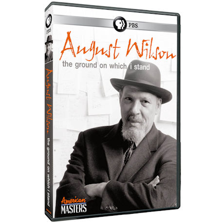 American Masters: August Wilson: The Ground on Which I Stand DVD