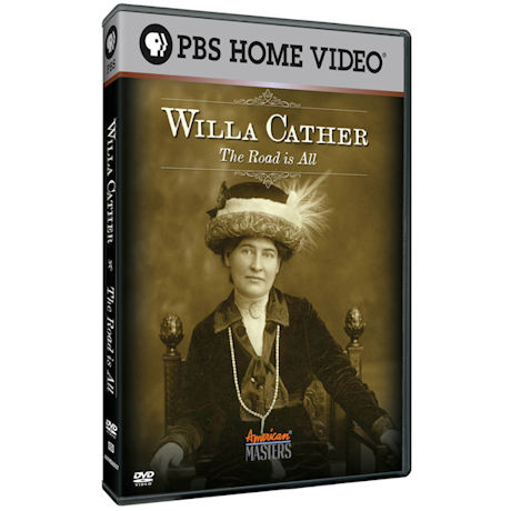 American Masters: Willa Cather: The Road Is All DVD