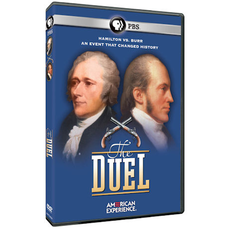 American Experience: The Duel DVD